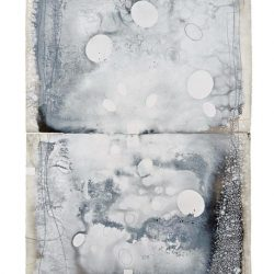 Ian Friend, Hope I (for H.L.K.F), Indian Ink, Gouache And Crayon On Paper, 2000-2014, 112x76cm