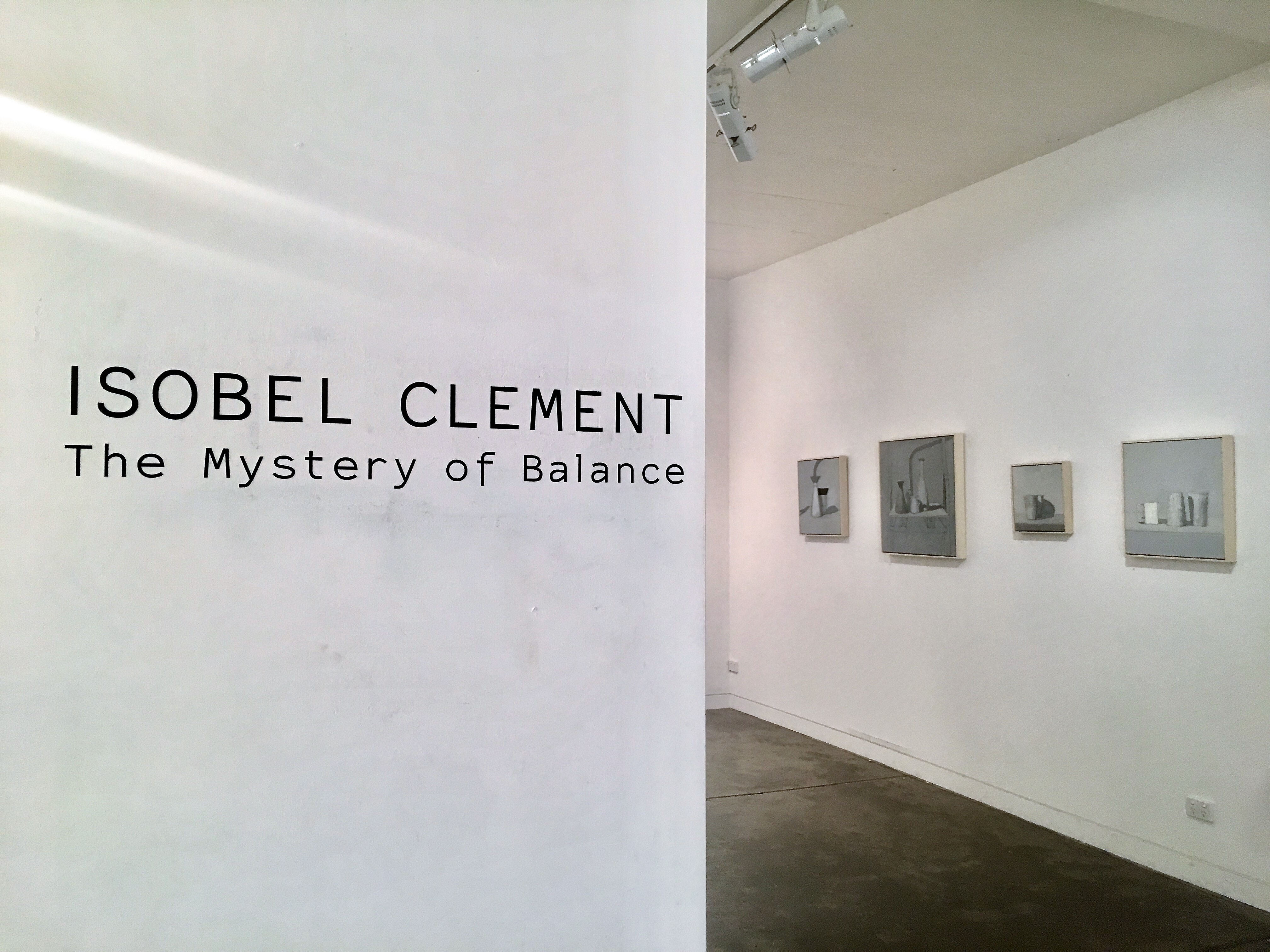 The Mystery of Balance | Isobel Clement