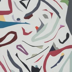 Jennifer Goodman, Blush 2, Oil On Linen, 150x100cm