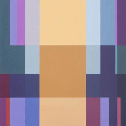Jennifer Goodman, Harlequin, 2010, Oil On Linen, 200×150cm