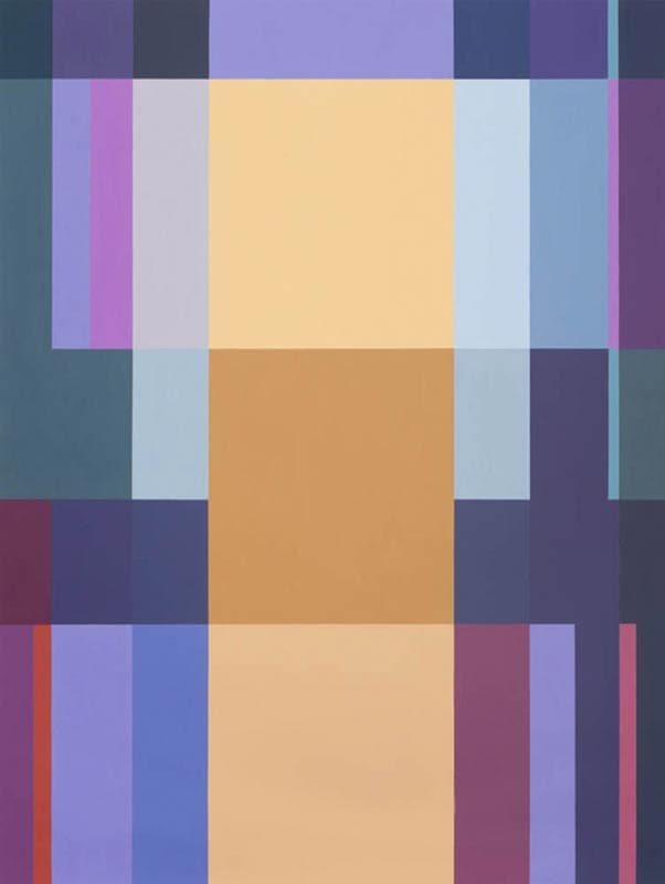 Jennifer Goodman, Harlequin, 2010, oil on linen, 200×150cm