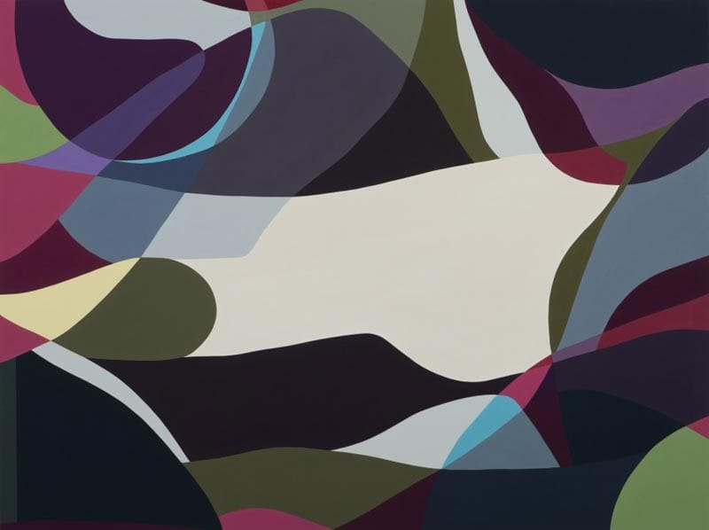 Jennifer Goodman, Repose, 2012, oil on linen, 150x200cm