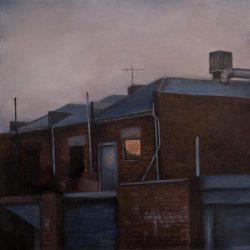 Kirrily Hammond, Eddy Street, Brunswick East, 2012
