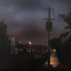 Kirrily Hammond, Eddy Street, Brunswick East, 2013