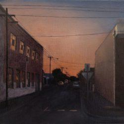 Kirrily Hammond, Evans Street, Brunswick East, 2012