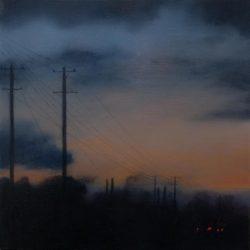 Kirrily Hammond, Gippsland Twilight 43, 2010