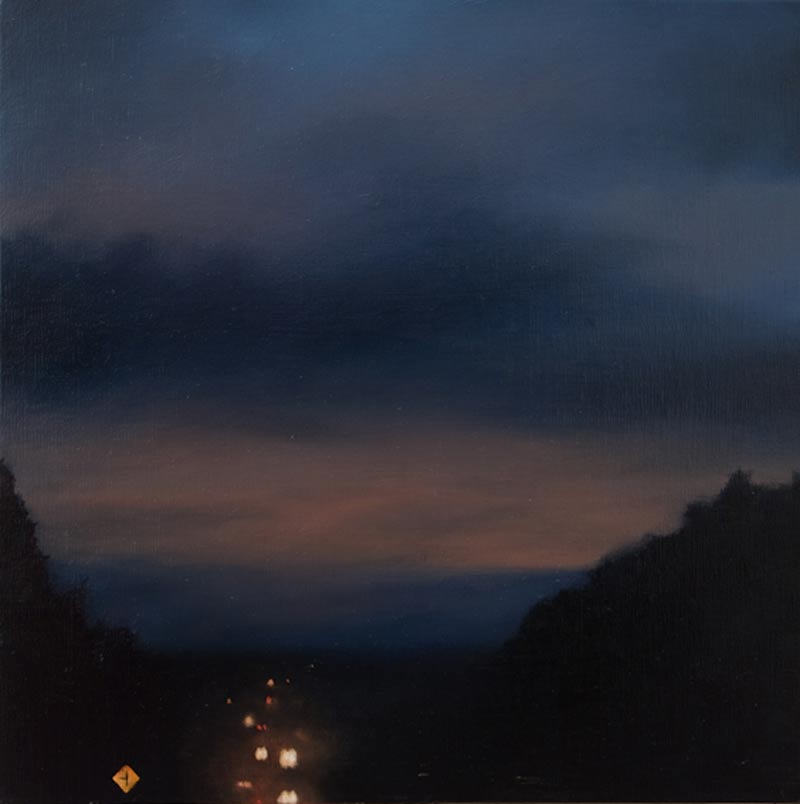 Kirrily Hammond, Gippsland Twilight 45, 2010