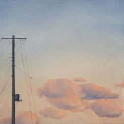 Kirrily Hammond, Hakone Glow, 2009
