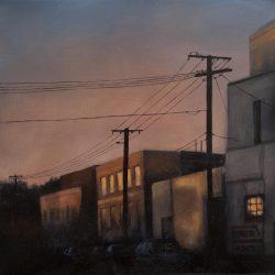 Kirrily Hammond, Pitt Street, Brunswick East, 2012