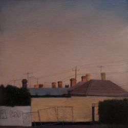 Kirrily Hammond, Vacant Lot, Brunswick East, 2012