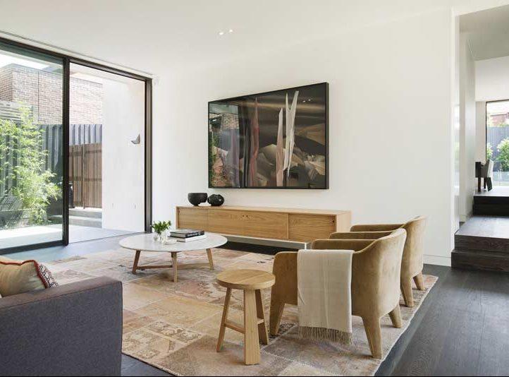 Kirstin Berg, Precipice, Malvern residence. Canny Design.