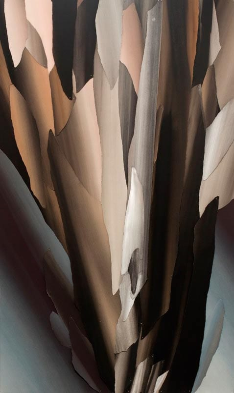 Kirstin Berg, Monument, 160x140cm