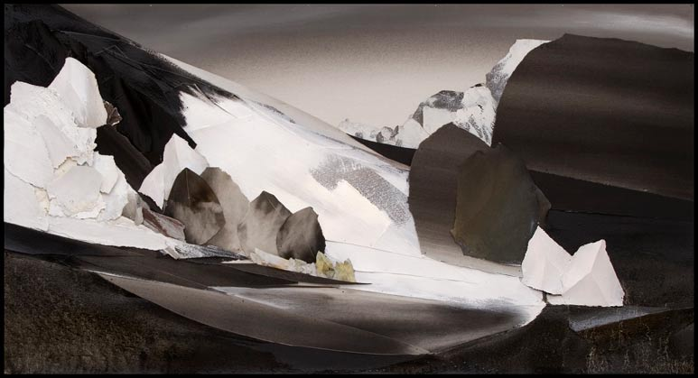 Kirstin Berg, Oil and Rock, JAHM Collection