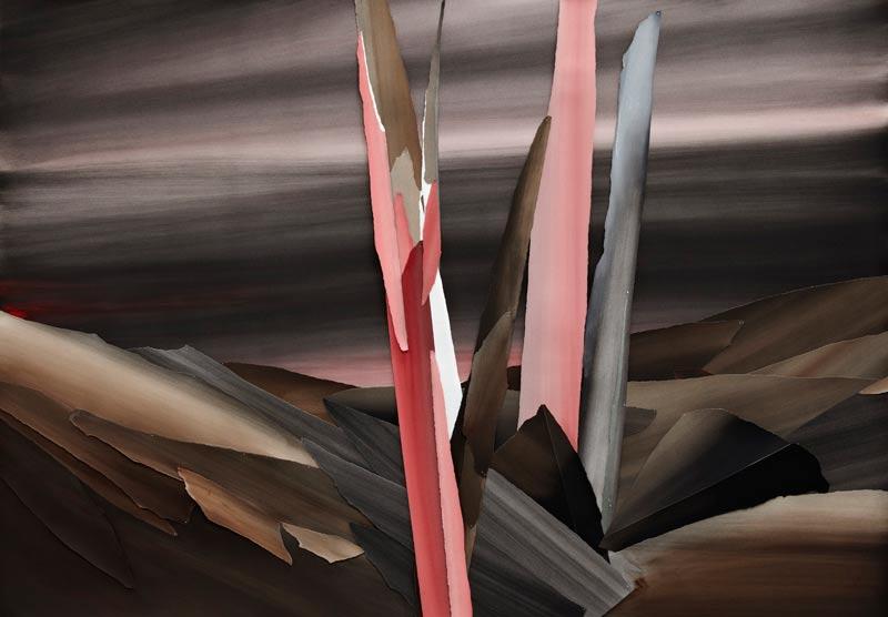 Kirstin Berg, Still, 150x100cm