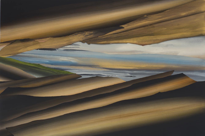 Kirstin Berg, Untitled Epic, 172x254x10cm