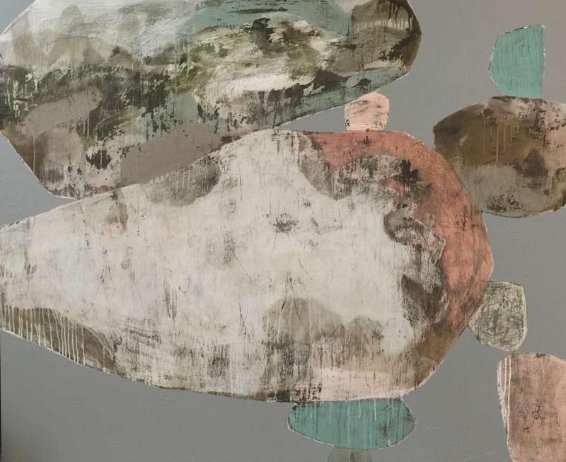 Ngaio Lenz, #103, 152x182cm