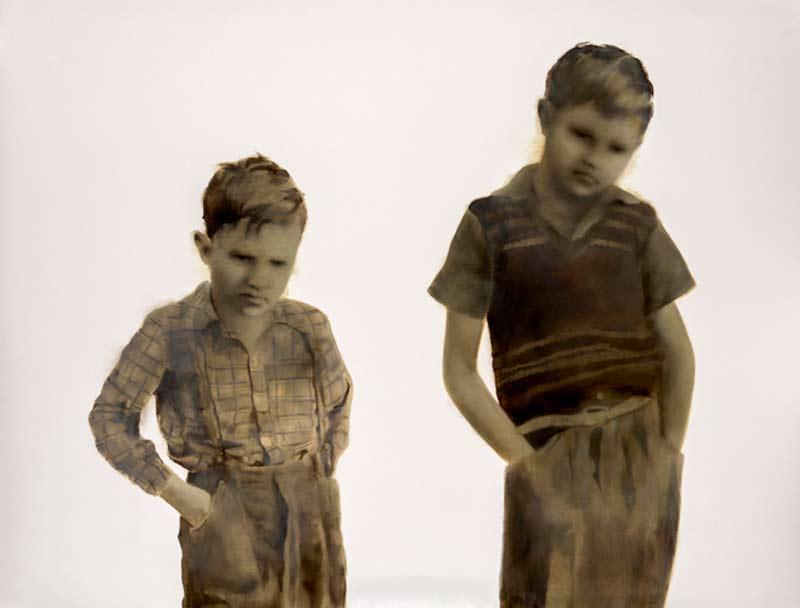 Rachel Coad, Bind, Oil On Linen, 275x230cm