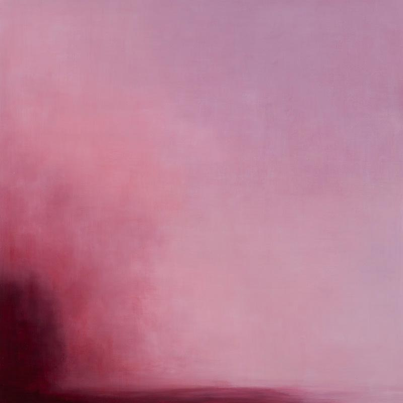Adriane Strampp, Edge, 122x122cm