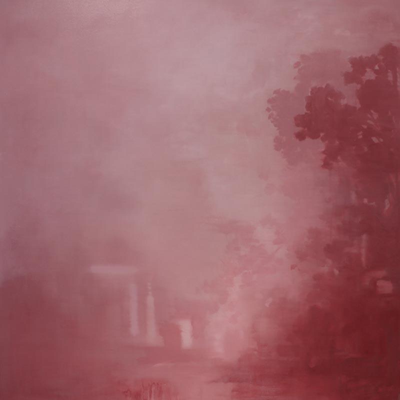 Adriane Strampp, Haven, 122x122cm