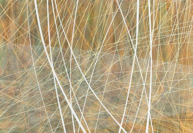 Sue Lovegrove, No. 509, 2013, Acrylic And Gouache On Canvas, 130x180cm