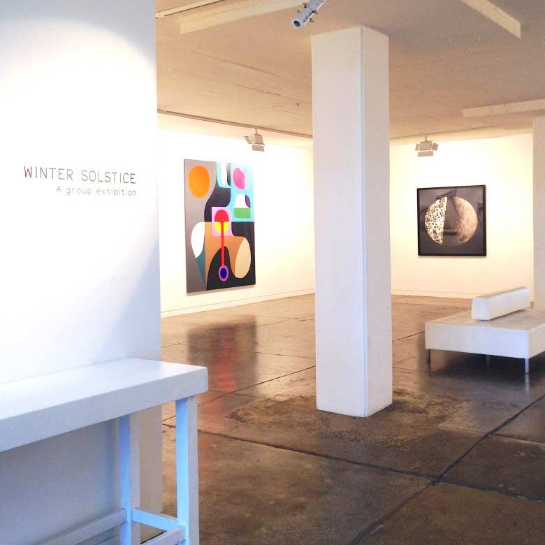 Exhibition Winter Solstice 1 at Gallerysmith